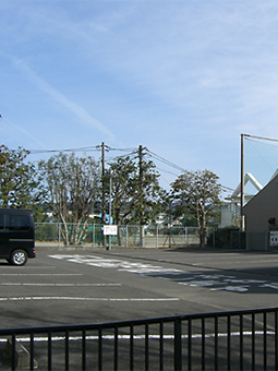 静岡ENTクリニック 駐車場
