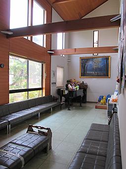 静岡ENTクリニック 待合室